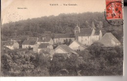 TAVEY: Vue Générale - Francia