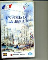 VIDEO  VOILES DE LA LIBERTE ROUEN 1989 - Voyage