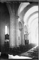 PN - 068 - CHARENTE - CHATEAUNEUF SUR CHARENTE - Intérieur Eglise 1912 - Plaques De Verre