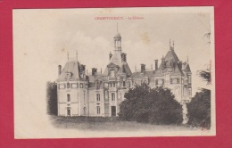 CHAMPTOCEAUX  //  Le Château - Champtoceaux