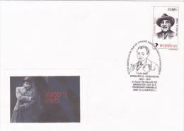 EDWARD G ROBINSON, ACTOR, SPECIAL COVER, 2002, ROMANIA - Cinema
