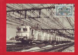 6537 - CARTE POSTALE TRAIN RAIL CHEMIN DE FER CHEMINOT LOCOMOTIVE BUDD - Unclassified