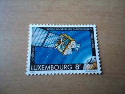 Luxemburg: Weltkommunikationsjahr 1983 - Luxembourg