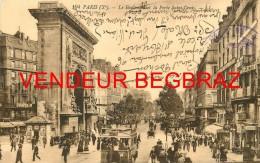 PARIS     PORTE DE ST DENIS - Arrondissement: 10