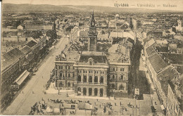 DJVIDéK    Varoshaza -Rathaus - Serbia