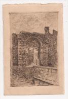 BAIXAS ( 66 ) Vieille Gravure - Autres Collections