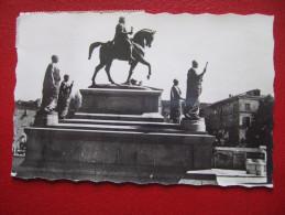 20 - AJACCIO  MONUMENT NAPOLEON - + AFFRANCHISSEMENT.... - Ajaccio