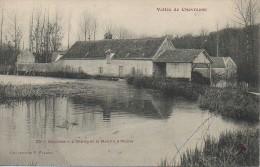 78 SENLISSE - L'Etang Et Le Moulin D'Aulne - France