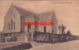 Bermudes Bermuda St Edwards Church éditeur J H Bradley Hamilton - Bermudes