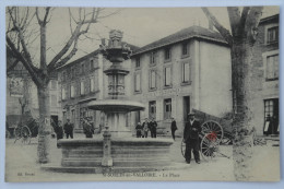 CPA St Sorlin En Valloire La Place - KC01 - Andere Gemeenten