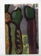 Peintures Libres D´enfants - Les Arbres - Ed De L´école Moderne - Vierge - Belle-Arti