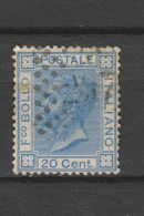 Yvert 23 Oblitéré - 1861-78 Vittorio Emanuele II