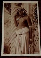 OLD POSTCARD LEHNERT & LANDROCK N° 242, NU, NUDE - YOHRA, NOT CIRCULATED. - Afrique Du Nord (Maghreb)