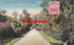 Bermudes Bermuda Entrance To Soncy Fairylands éditeur Phoenix Drug Hamilton - Bermudes