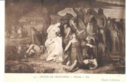 POSTAL    AMIENS - FRANCIA  -  MUSEO DE AMIENS  - PUVIS DE CHAVANNE  - BELLUM - - Amiens