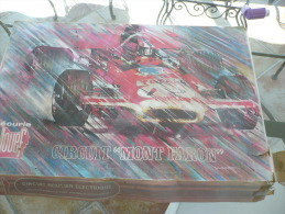 CIRCUIT JOUEF MONT FARON REF 3050 - Circuits Automobiles