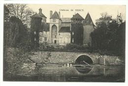 Chateau De SERCY- Bourgogne - France
