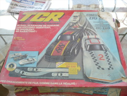 CIRCUIT ELECTRIQUE TCR - Road Racing Sets