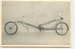 Le Tour Du Monde Sur Une Bicyclette Divana Pour Globetrotter - Postcards