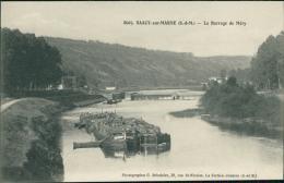77 MERY SUR MARNE / Le Barrage De Méry / - France