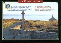 """CP (29) : CLEDEN-CAP-SIZUN """"La Pointe Du Van """" - Cléden-Cap-Sizun"""