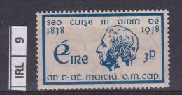 IRLANDA , 1938, 150° Ann. Costituzione USA, Nuovo, Piena Gomma - 1937-1949 Éire