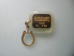 B. Peschet Vire - Portachiavi