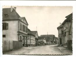 CP - SCHWINDRATZHEIM (67) LA MAIRIE - Frankrijk