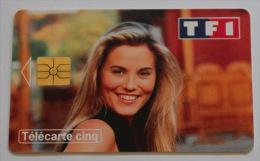 Tarjeta Francia Sophie FAVIER, Tirada 10000 - Francia