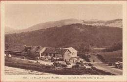 CP - 68 - BALLON D´ALSACE - La Ferme Hotel BRUST - France