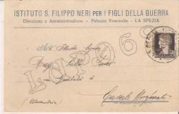 La Spezia - Istituto S. Filippo Neri Per I Figli Della Guerra - La Spezia - La Spezia