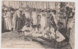 Joueurs De Flûtes Arabes - Cartoline