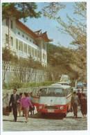 BOU@ CP KEUMGANG SAN, KUMGANGSAN, MINI BUS CAR CAMIONETTE, COREE DU NORD - Korea, North