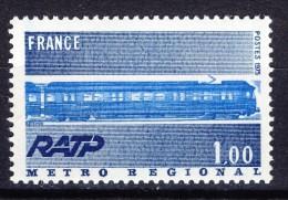 A VOIR!!!** N°1804  De 1974  SCAN CONTRACTUEL RECTO-VERSO - France