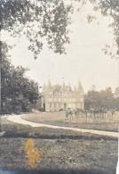 23795 Trois Photos De Burgon  Mayenne France Par André Dupont -chateau Carriere Ecluse  -je Ne Lis Pas Le Texte - Lieux