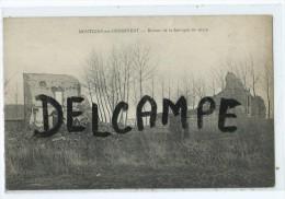 CPA - Montigny En Ostrevent - Ruines De La Fabrique De Sucre - Unclassified