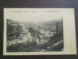 LARGENTIERE - 07 - QUARTIER Des RÉCOLLETS - Collection Mazel Et Plancher - M - - Largentiere