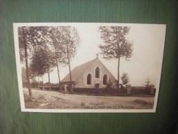 Philippeville - L'Ancien Magasin à Poudre Transformé En Une Chapelle Dédiée à N. D. Des Remparts - Philippeville