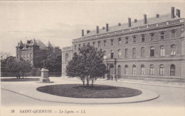 Cpa,aisne,saint Quentin,le Lycée,éducation Nationale,diplome Et Discipline