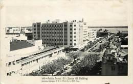 PREDIO SANTOS GIL. CARTOLINA DEL 1954 - Mozambico