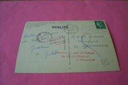 TIMBRE OBLITERATION FLAMME°  20 PORTO VECCHIO  10 08 1973  REBUS - France