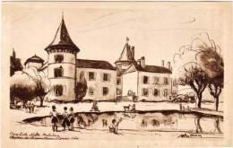 VIGNIEU - Illustration De M. Botton     (68175) - Autres Communes