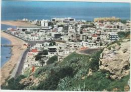 Cpsm   Grece   Rhodes Vue De La Ville Du Monte Smith - Greece