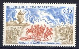 A VOIR!!!** N°1679  De 1971  SCAN CONTRACTUEL RECTO-VERSO - France