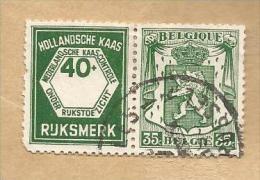 - 809 KA -  - PU 82 ( Gestempeld ) - Publicités
