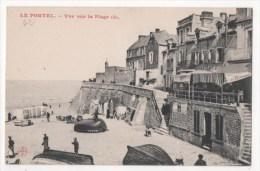 LE PORTEL - Vue Sur La Plage - Le Portel