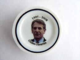 FEVE PUBLICITAIRE Olivier SECHER Blain - Gilles Heurtin  1995 - 2008