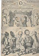 23831 1905 Souvenir Exposition Palais De La Femme -Paris ? Lyon - Guignol Cirque Enfant Dessin Theatre -sans Ed - Cirque
