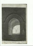 """Lobbes - Portail De L""""Eglise Paroissiale St-Ursmer - Lobbes"""