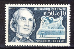 A VOIR!!!** N°1690  De 1971  SCAN CONTRACTUEL RECTO-VERSO - France